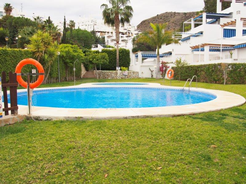 Gelijkvloers appartement te koop Mojacar Playa Almeria