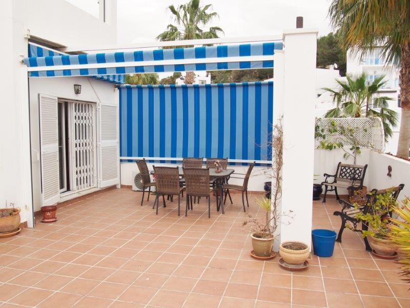 Gelijkvloers appartement te koop Mojacar Playa