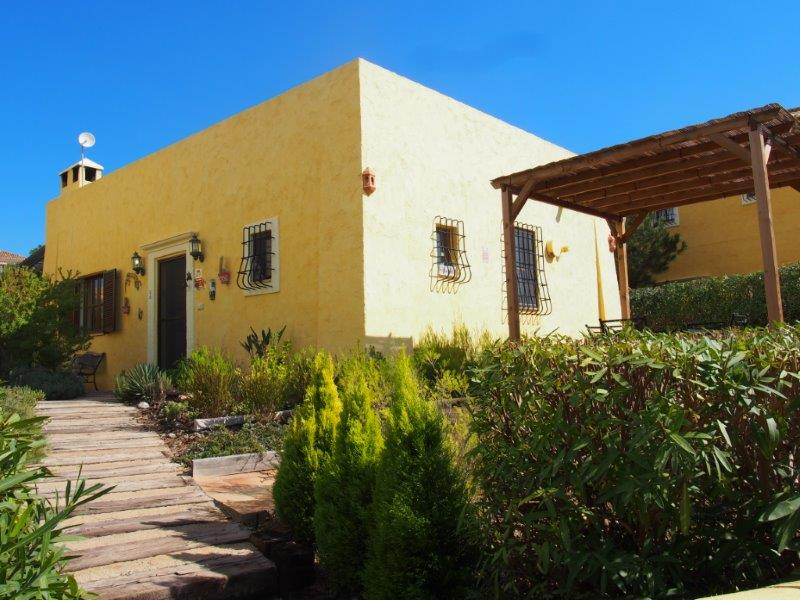 2 slaapkamer villa, te koop Golf Desert Springs te Cuevas del Almanzora