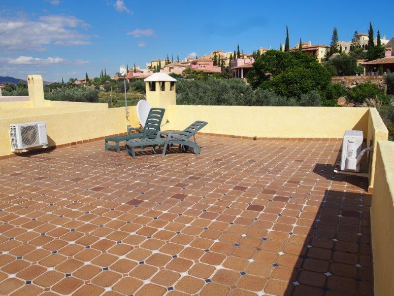2 slaapkamer villa Golf Desert Springs te Cuevas del Almanzora