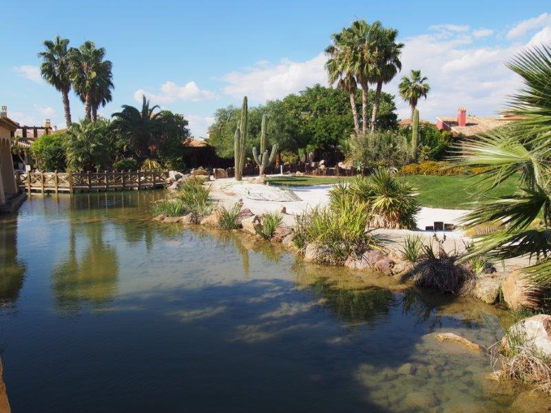 te koop villa Golf Desert Springs te Cuevas del Almanzora