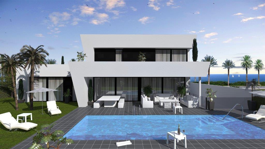 Nieuwbouwproject Caporchanes te koop Vera Playa Almeria