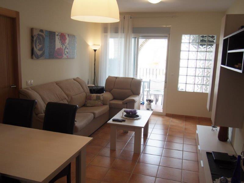 Vera Playa Almeria appartement te koop