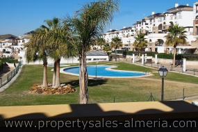 Calle Albardin 3 Vera-Playa Almeria appartement te koop