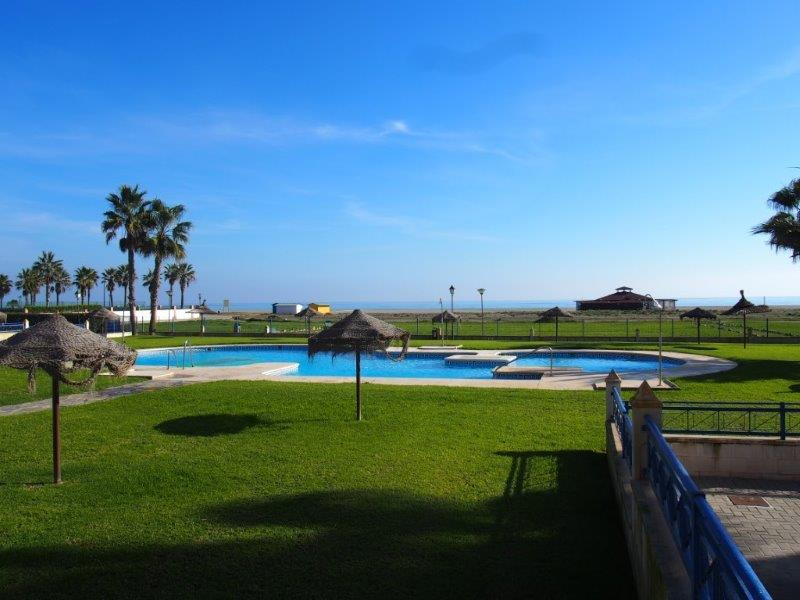 Penthouse met zeezicht te koop Vera Playa Almeria Spanje