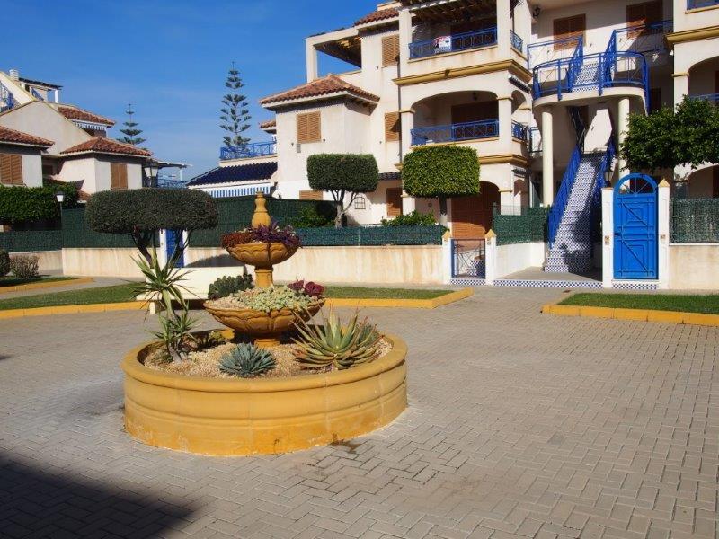 Penthouse met zeezicht te koop Vera playa Spanje 015