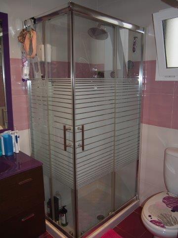 Te koop duplex  Vera Playa badkamer