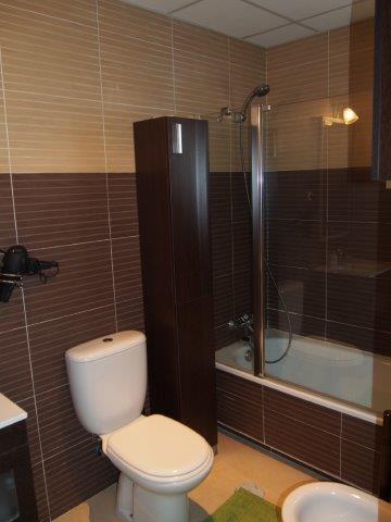 Te koop duplex  Vera Playa badkamer 30