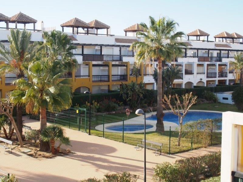 Appartement 2 slaapkamers te koop Vera Playa piscine