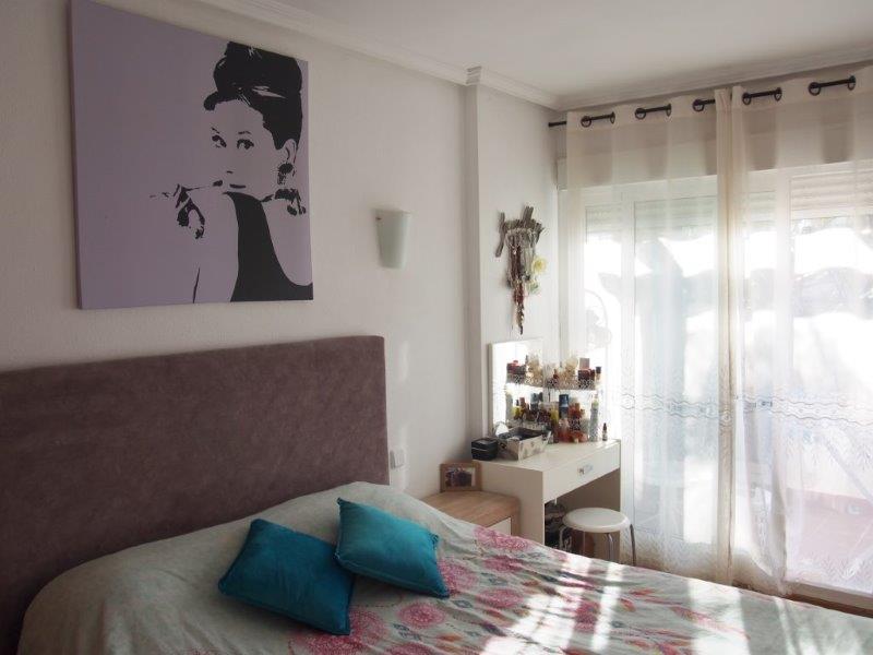 Appartement 2 slaapkamers te koop Vera Playa slaapkamer 1