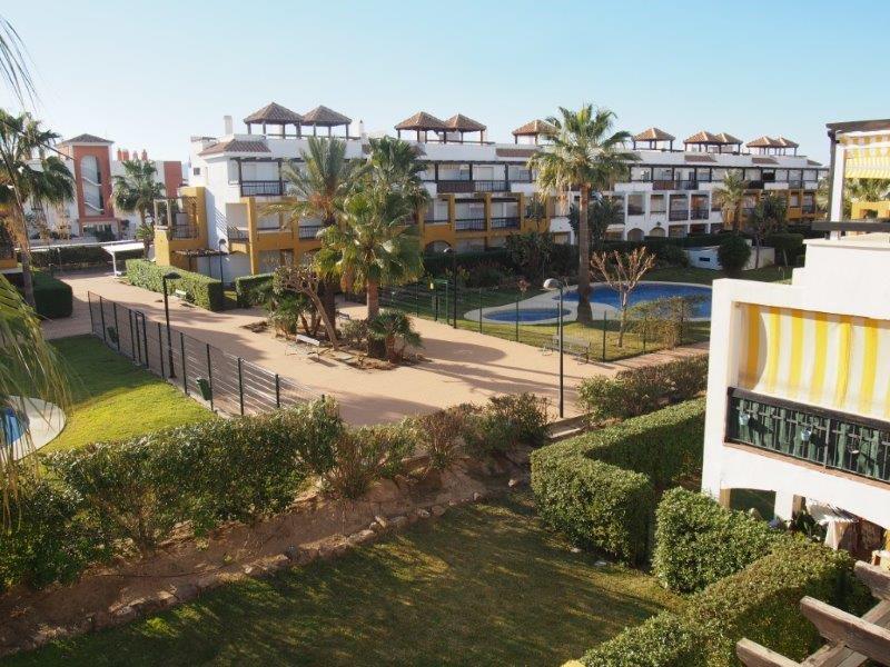 Appartement 2 slaapkamers te koop Vera Playa view