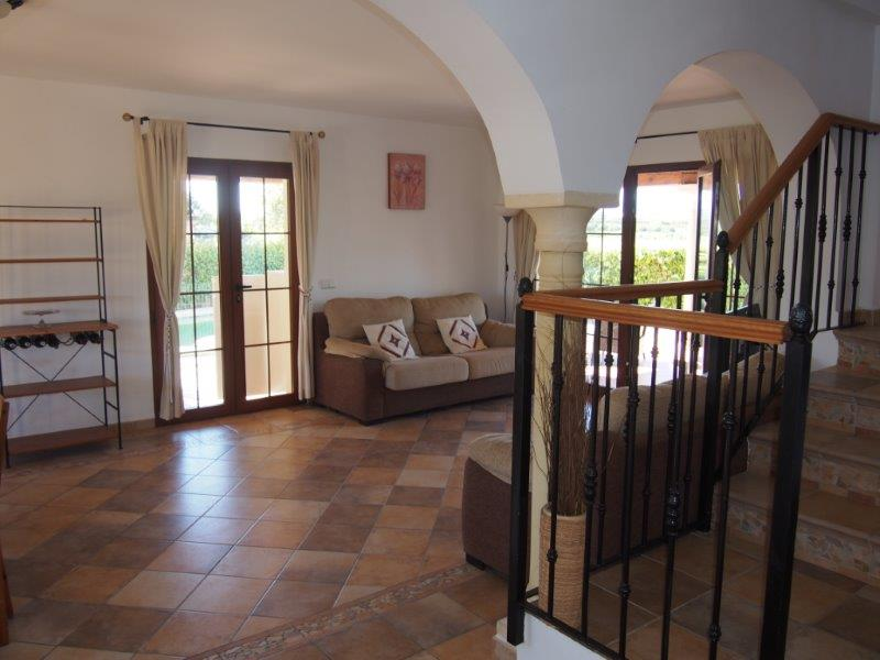 Villa te koop Vera Playa, salon