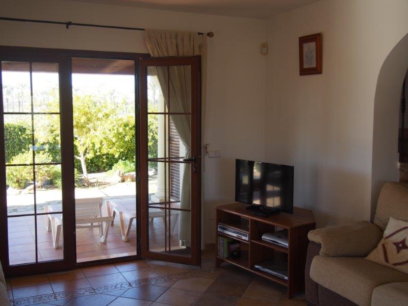 Villa te koop Vera Playa, living salon