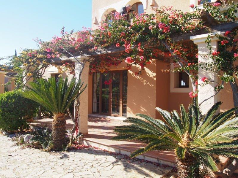 Villa te koop Vera Playa - front