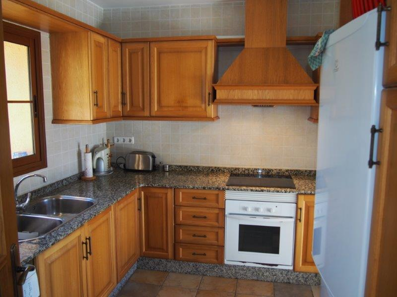Villa te koop Vera Playa, keuken