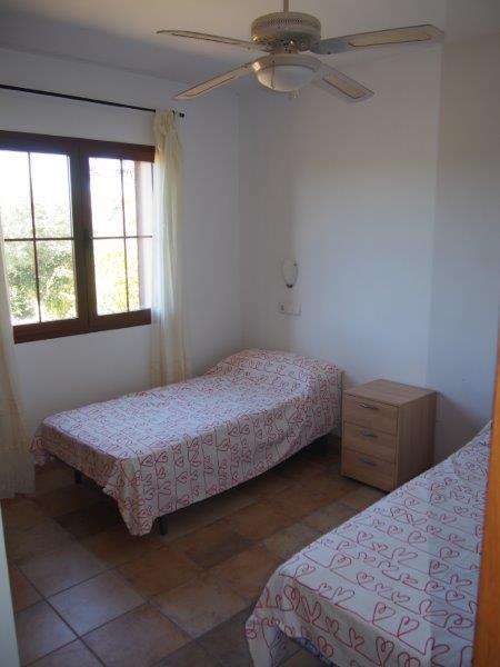 Villa te koop Vera Playa - slaapkamer beneden