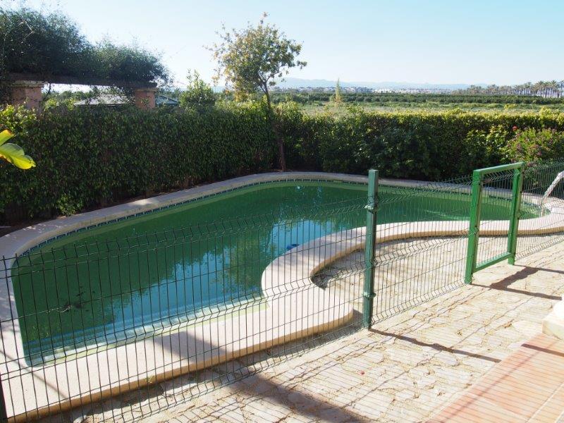 Villa te koop Vera Playa, zwembad pool