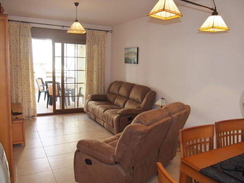 Appartement  2 slaapkamers te koop Palomares Spanje 2