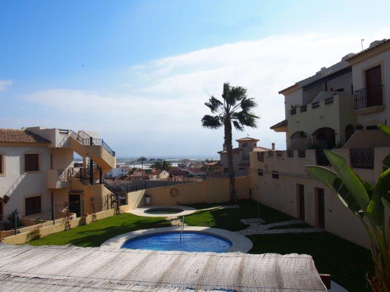 Appartement  2 slaapkamers te koop Palomares Spanje
