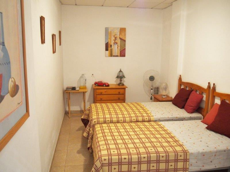 Te koop duplex woning in Almeria Palomares Spain