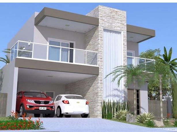 Nieuwbouwproject fachada te koop