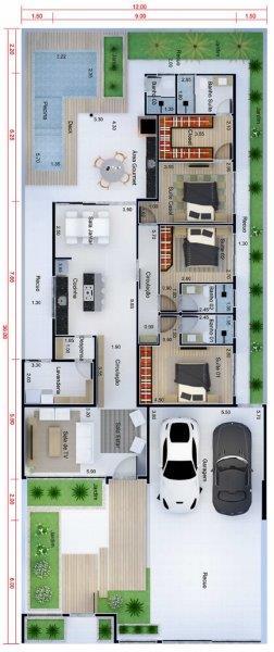 Nieuwbouwproject te koop model 3, Vera playa