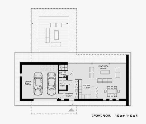 Nieuwbouwproject te koop model 2 - Almeria, Spanje