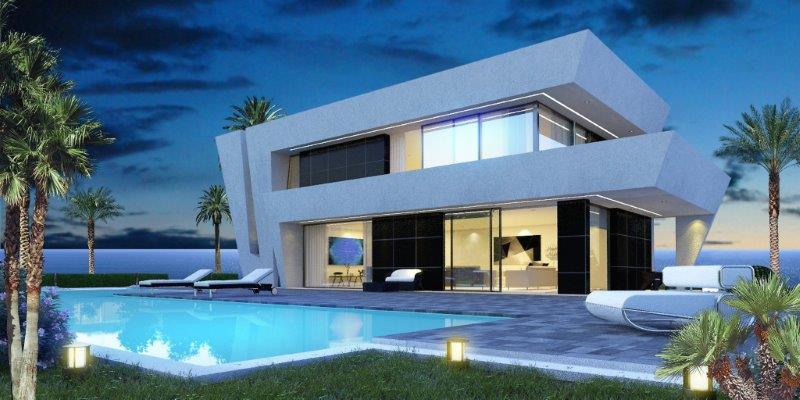 Nieuwbouwproject model 8 te koop Vera playa Almeria