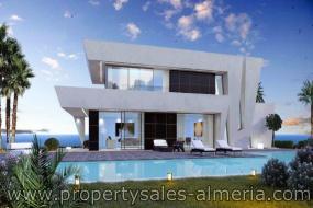 Nieuwbouwproject model 8 te koop Almeria