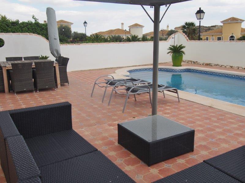 Spanje Partaloa Villa te koop met 3 slaapkamers