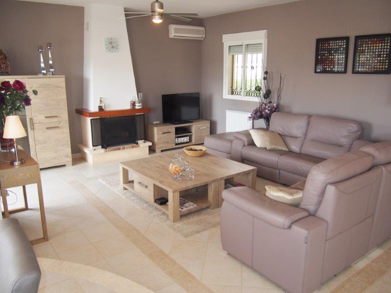 Spanje - Partaloa, Villa te koop met 3 slaapkamers