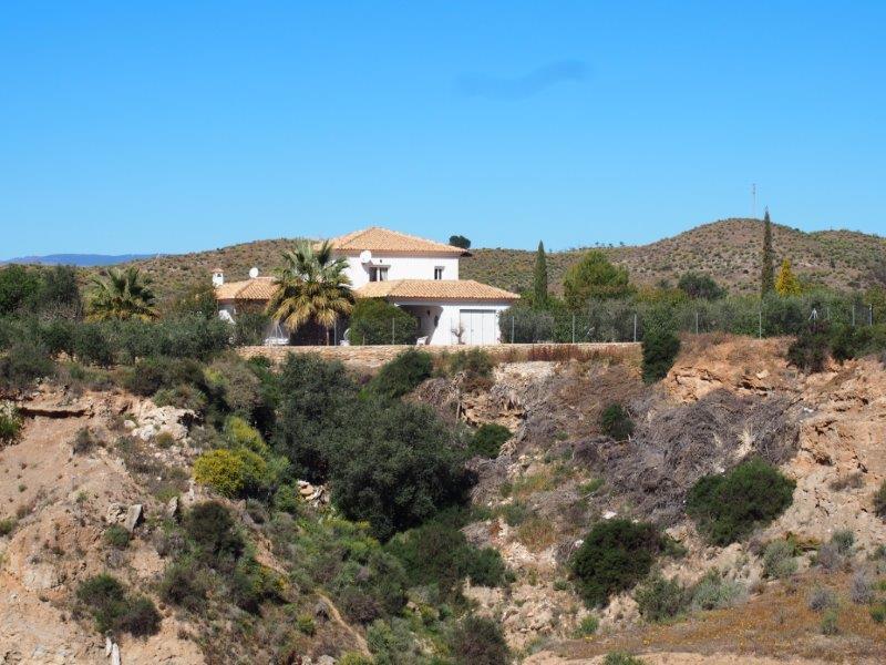 3 slaapkamer villa te koop  Sorbas Almeria