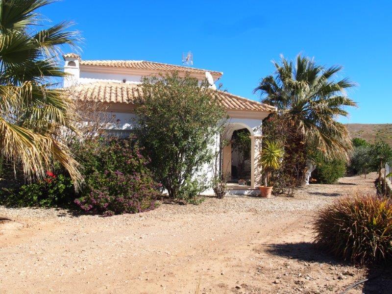 3 slaapkamer villa te koop  Sorbas Spanje