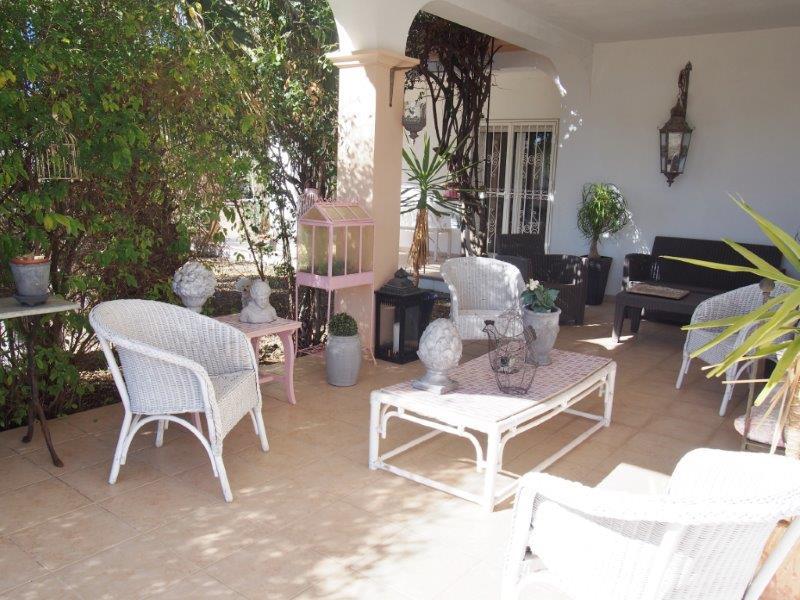Villa te koop in Sorbas Spanje