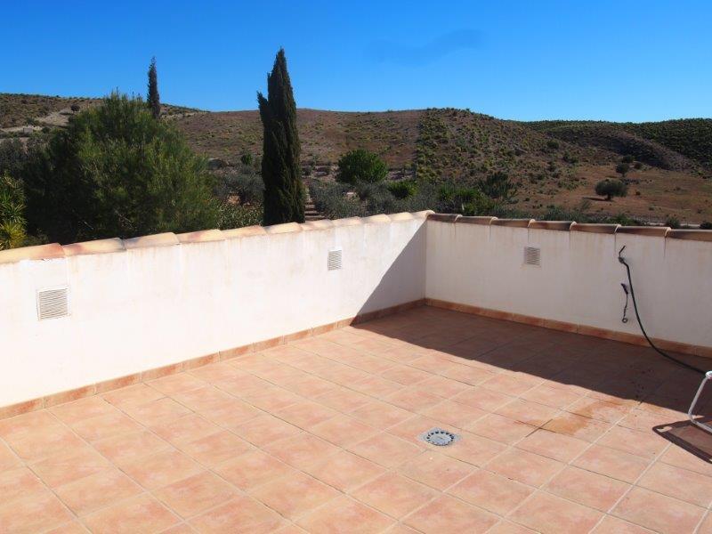 Villa te koop in Sorbas Spanje 3 slaapkamers 07